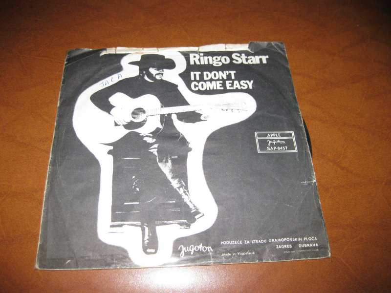 Ringo Starr - It Don`t Come Easy