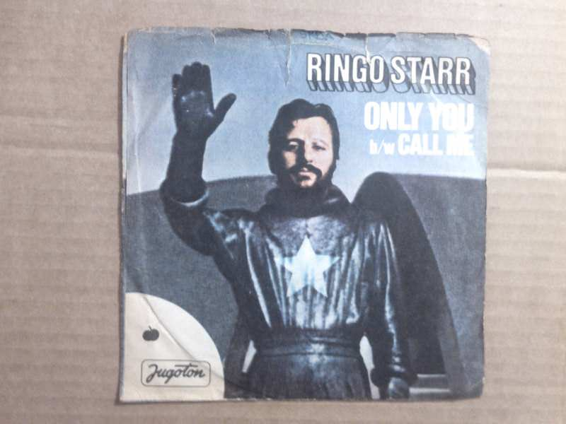 Ringo Starr - Only You / Call Me