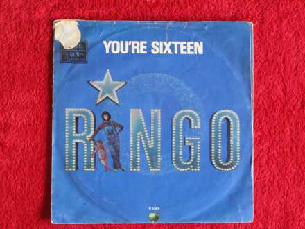 Ringo Starr - You`re Sixteen