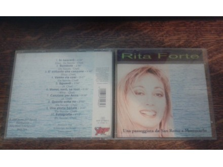 Rita Forte - Una Passeggiata Da San Remo A Montecarlo
