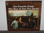 Rita Reys & Trio Pim Jacobs ‎– Our Favorite Songs