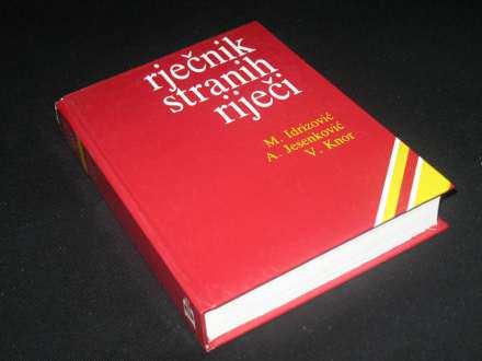 Rječnik stranih riječi