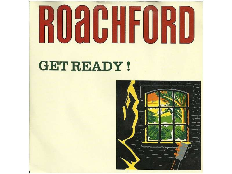 Roachford - Get Ready!
