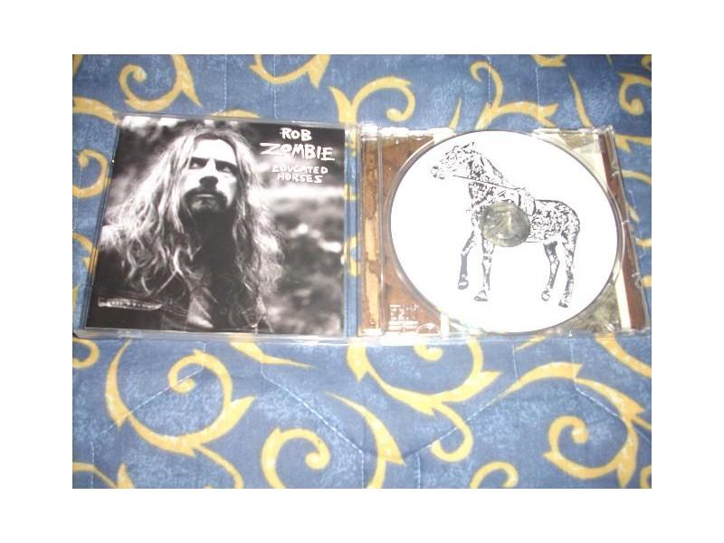 Rob Zombie-Educated Horses CD