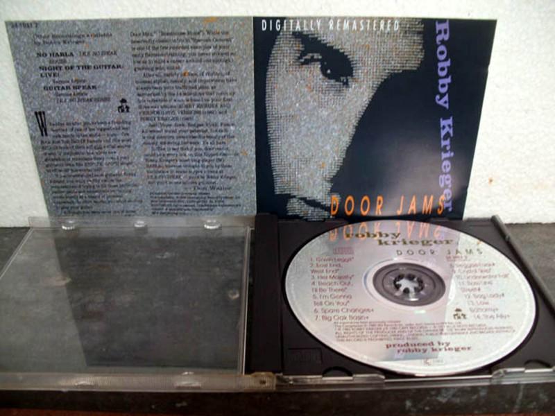 Robby Krieger - Door Jams
