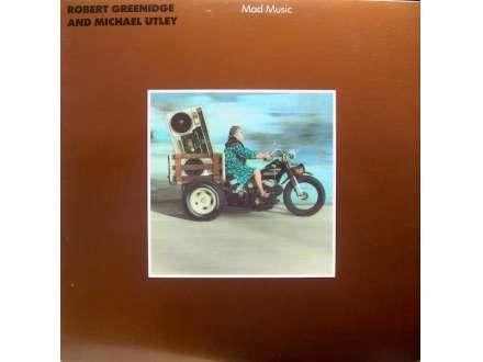 Robert Greenidge, Michael Utley - Mad Music