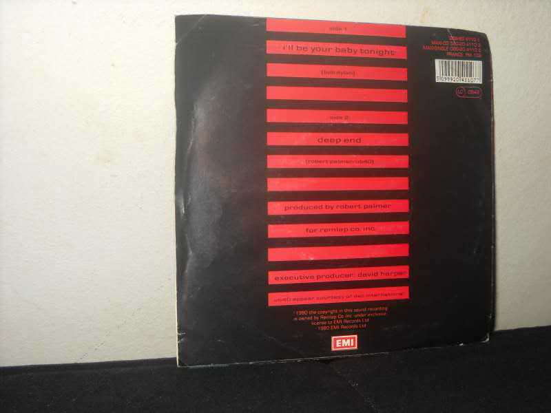 Robert Palmer, UB40 - I`ll Be Your Baby Tonight