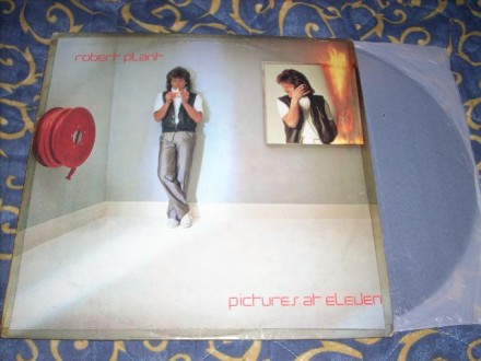 Robert Plant-Pictures At Eleven LP