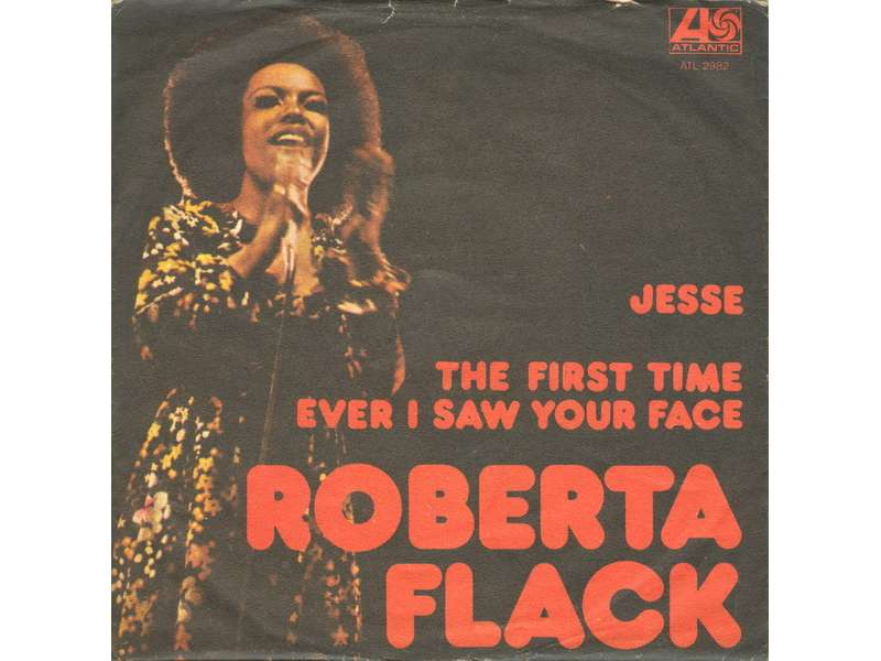 Roberta Flack - Jesse / The First Time Ever I Saw Your Face
