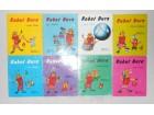 Robot Đura -  Ceo komplet od 8 mini slikovnica RETKO!