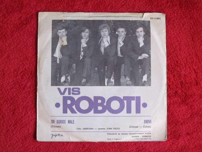 Roboti - Tri Curice Male / Snovi