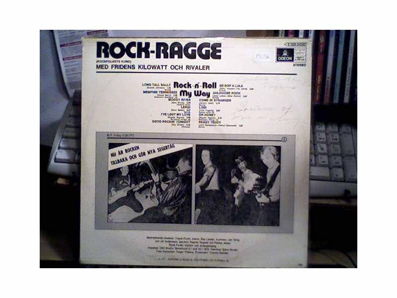 Rock-Ragge - Rock` N` Roll My Way