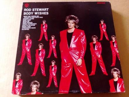 Rod Stewart - Body Wishes, mint