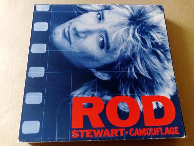 Rod Stewart - Camouflage, mint
