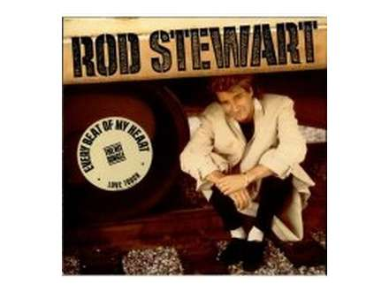 Rod Stewart - Rod Stewart / Every Beat Of My Heart