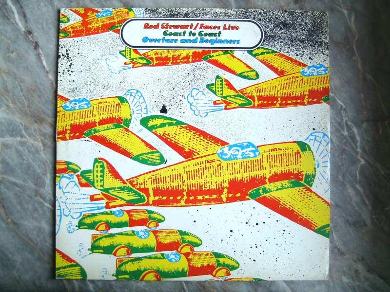 Rod Stewart & Faces - Coast to Coast