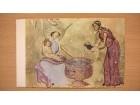 Rodjenje Hristovo - freska  manastir Sopocani