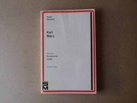 Roger Garaudy - KARL MARX