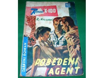 Roj Vilijams - Pobeđeni agent