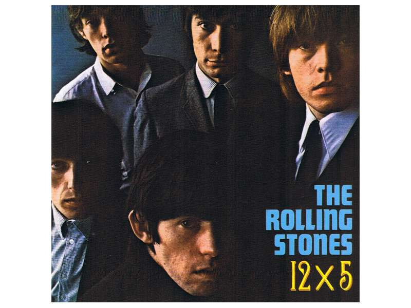 Rolling Stones, The - 12x5