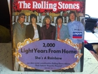 Rolling Stones, The - 2000 Light Years From Home