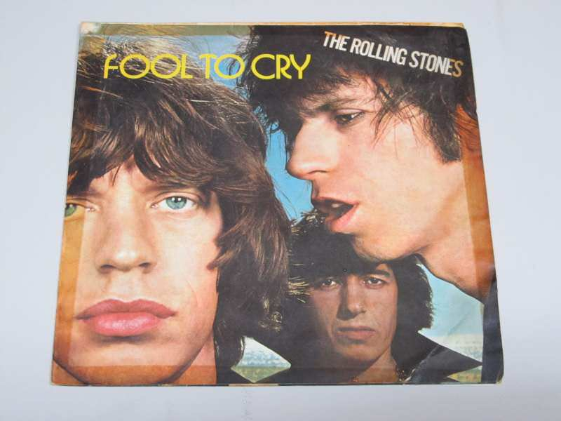 Rolling Stones, The - Fool To Cry