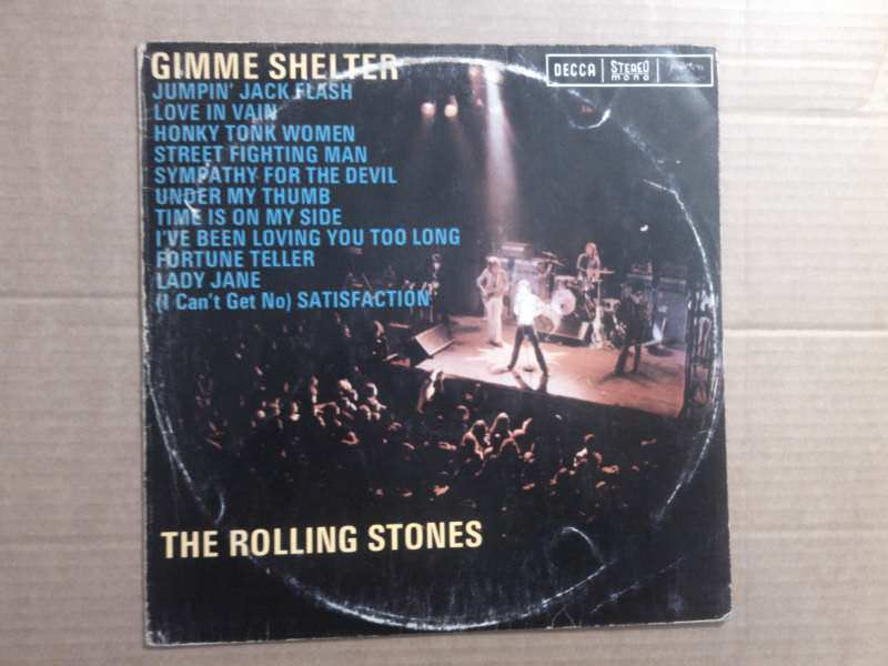 Rolling Stones, The - Gimme Shelter