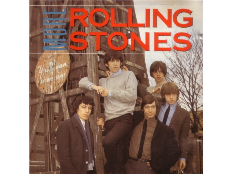 Rolling Stones, The - More Rolling Stones