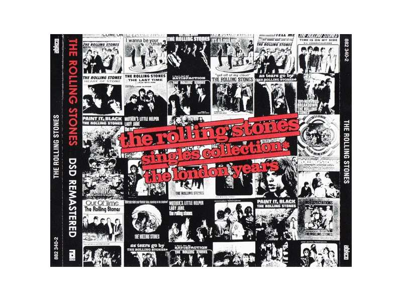 Rolling Stones, The - Singles Collection - The London Years