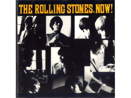 Rolling Stones, The - The Rolling Stones, Now!