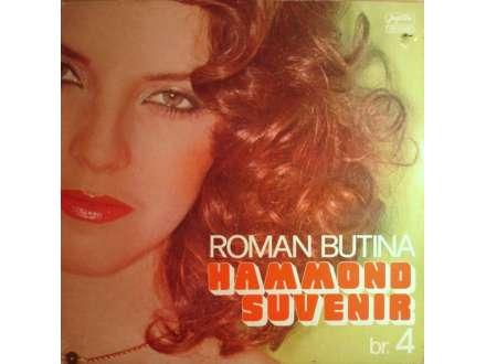 Roman Butina - Hammond Suvenir Br. 4