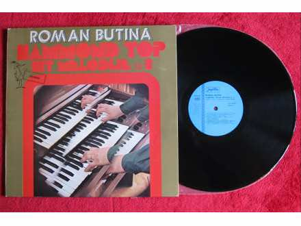 Roman Butina - Hammond Top Hit Melodije Br. 3