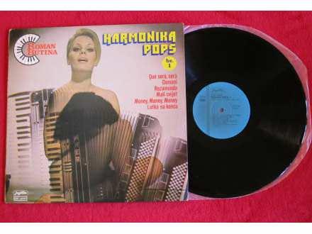 Roman Butina - Harmonika Pops Br. 1
