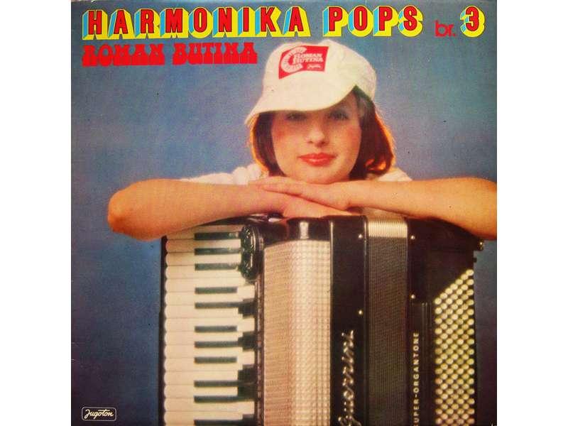 Roman Butina - Harmonika Pops Br. 3