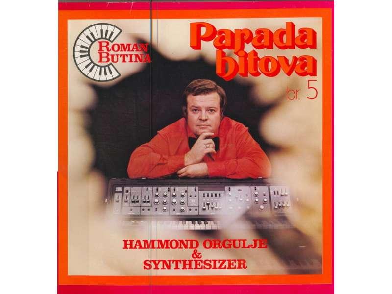 Roman Butina - Parada Hitova Br. 5 - Hammond Orgulje & Synthesizer