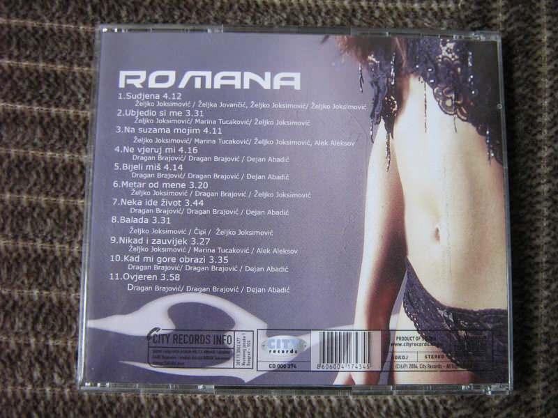 Romana Panić - Ne!