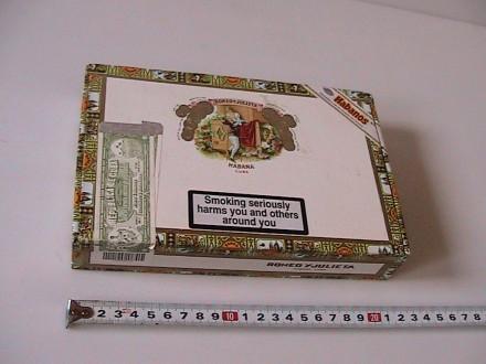 Romeo y Julieta - kutija