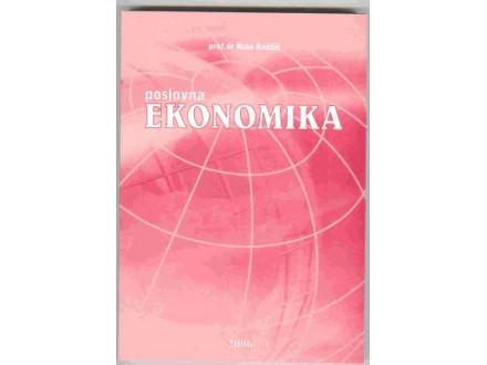 Rosa Andzic:Poslovna ekonomika,Beograd 2006.