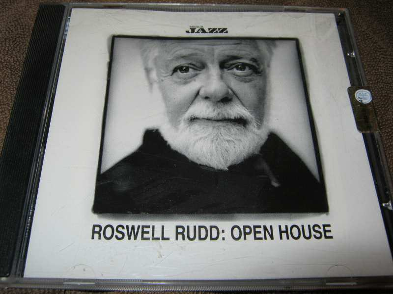 Roswell Rudd - Open House