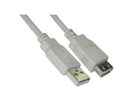 Rotronic Value USB2.0 AM-AF, 1.8m produžni