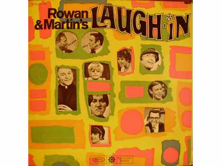 Rowan & Martin - Rowan & Martin`s Laugh-In
