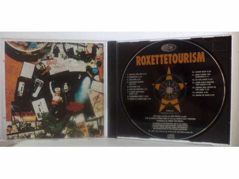 Roxette - Tourism: Songs From Studios, Stages, Hotelrooms & Other Strange Places