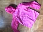 Roze kisna jakna NOVO sa etiketom 10-12g