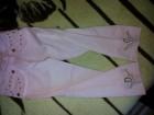 Roze pantalone 8 Italijanske