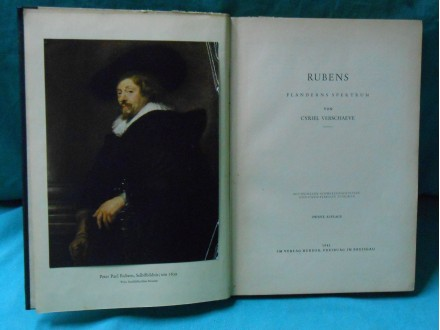 Rubens: RUBES flanderns spektrum von Cyriel Verschaeve