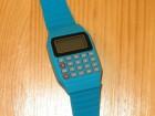 Rucni sat sa kalkulatorom (digitronom)