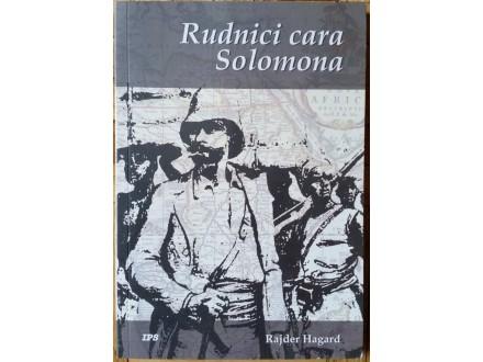 Rudnici cara Solomona    Rajder Hagard