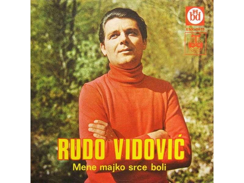 Rudo Vidović - Mene Majko Srce Boli