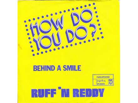 Ruff `N Reddy - How Do You Do?