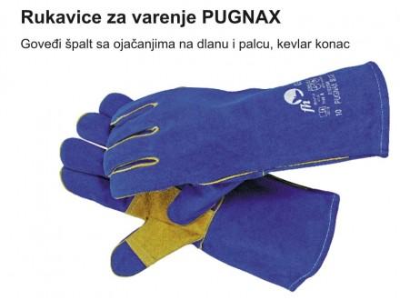 Rukavice za varenje Pugnax